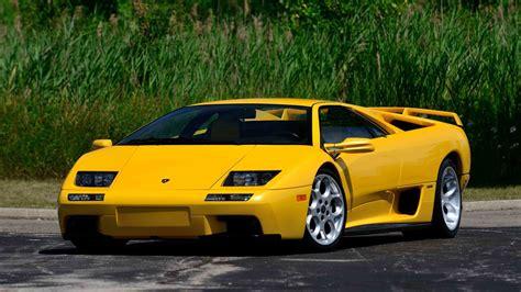 Lamborghini Diablo 2001 Price 2001 Lamborghini Diablo Vt S146 1 Monterey 2016