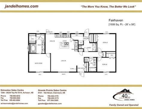 jandel homes floor plans meze