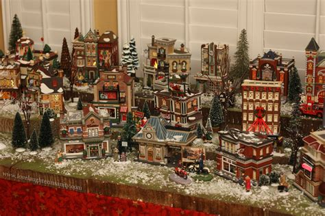 Images Of Christmas Village Displays | a christmas village 2012 virtual advent tour love