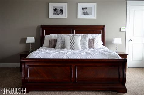 master bedroom decorations home tour the burgess modern craftsman style kokoa