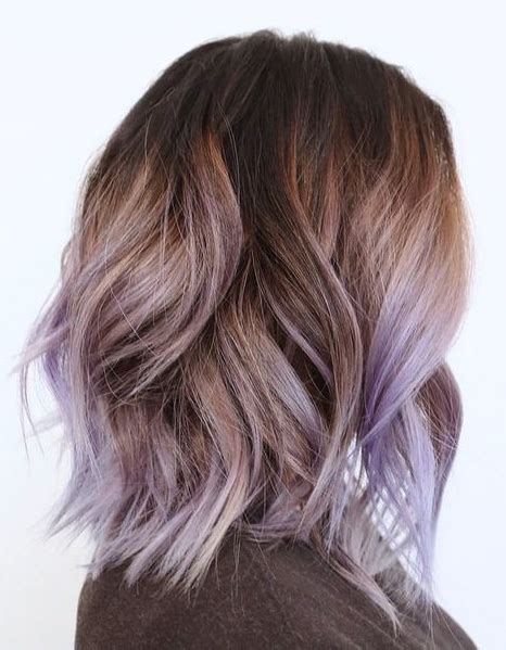 light hair color with highlights ideas hairstyles short pastel ombre hair color ideas for short hairstyles 2017