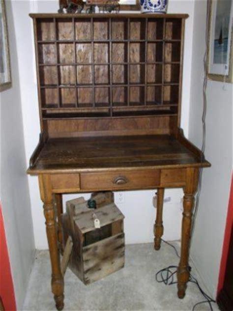 Antiques Com Directories Resources Post Office Desk