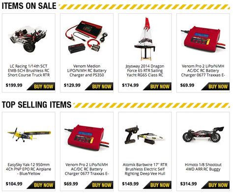top products sold on ebay atomik rc gets fully charged with a custom ebay shop responsive web design ocdesignsonline