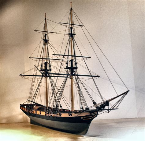 Queen Anne Home Plans Wooden Scale Model Ships From The Art Of Age Of Sail Page 1