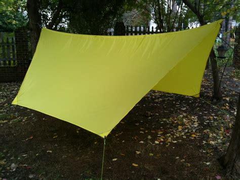 Rei Hammock V2 how to make a diy cing hammock tarp myog