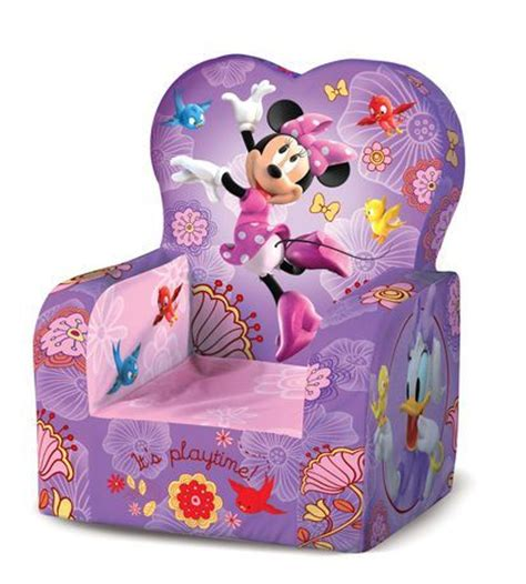marshmallow high back chair disney s minnie mouse for