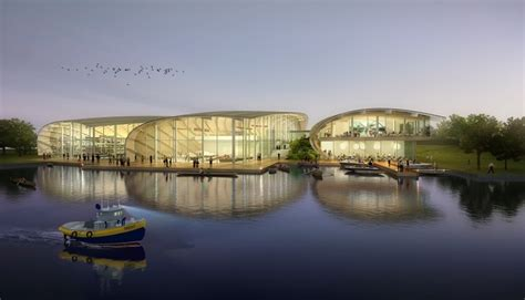 design competition canada gallery of canadian canoe museum reveals shortlisted