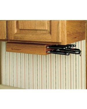 kitchen knife storage ideas best 25 knife storage ideas on cabinet