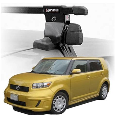 Roof Rack Scion Xb by 2009 Scion Xb Roof Rack Complete System Inno Rack With