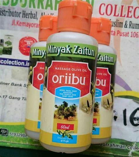Minyak Zaitun Oriibu Obat jual minyak zaitun oriibu abdurrahman collection