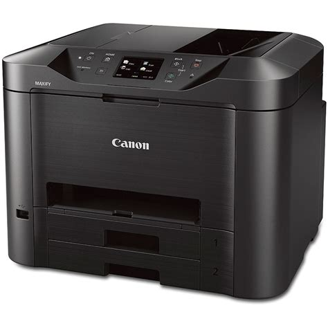 Canon Printer Maxify New canon maxify mb5320 wireless small office all in one 9492b002