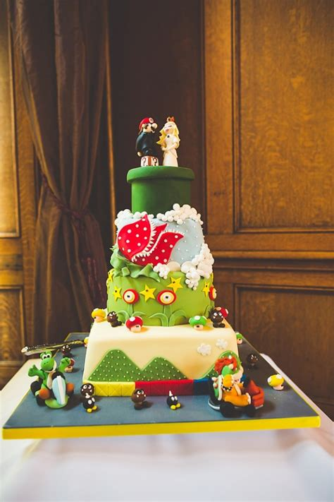 Hochzeitstorte Nintendo by 50 Geeky Wedding Ideas Themes Infinigeek