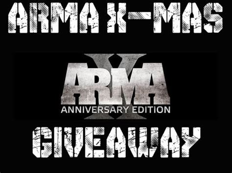 The Winner Has Been Chosen by Winner Has Been Chosen Arma X Giveaway