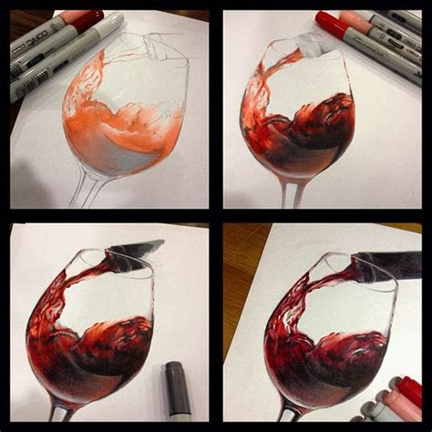 346 best images about tutorials on pinterest copic marker realism by bamboo yang http instagram com