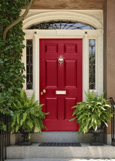 front door paint colors  maximum curb appeal