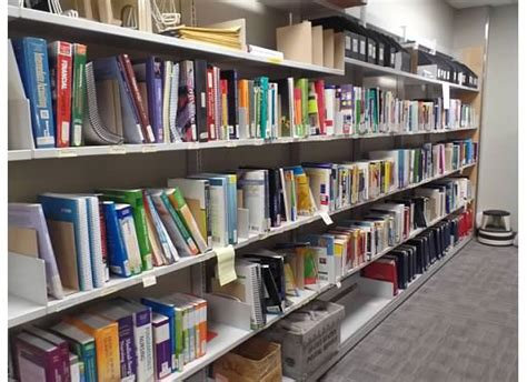 reserve section in the library definition library displays libblog