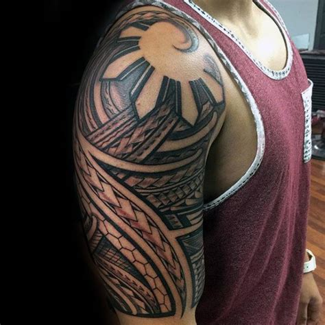 philippines tribal tattoo meanings 70 tribal designs for sacred ink ideas