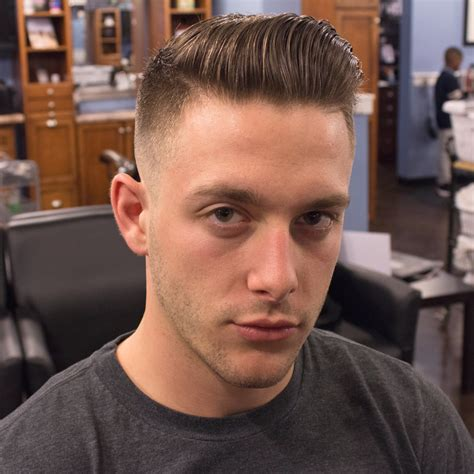 haircut sle men mens side part fade newhairstylesformen2014 com