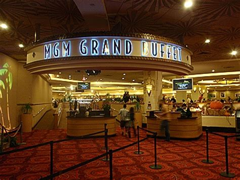 Las Vegas Buffets Mgm Grand Buffet Coupons