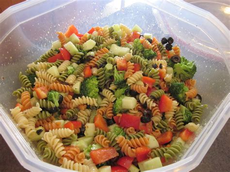 what is pasta salad summertime pasta salad robin s recipes n food blog