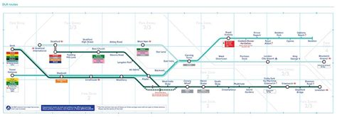 last dlr bank tfl launches new dlr map to 30th anniversary londonist