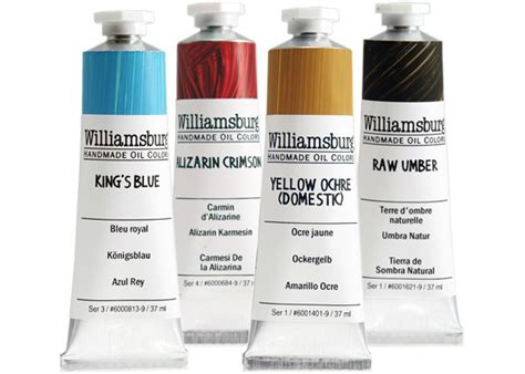 Williamsburg Handmade Paints - williamsburg handmade paints painting davinci artist supply