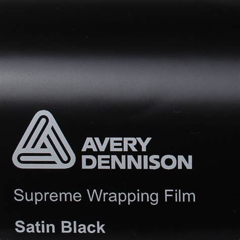 avery supreme wrapping 24 34 m 178 avery supreme wrapping satin black auto