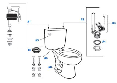 mansfield toilet diagram related keywords suggestions for mansfield 210 parts
