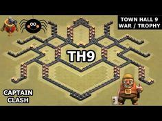 ultimate th9 layout 1000 images about clash of clans town hall 9 base defense