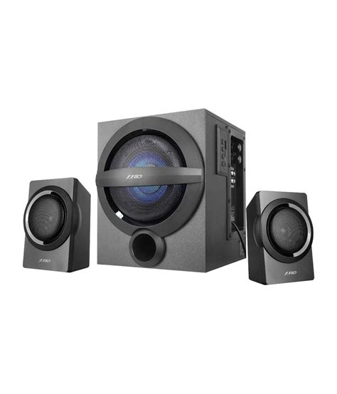Speaker Multimedia Fd V520 buy f d a140u 2 1 multimedia speakers black at best price in india snapdeal