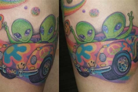 lisa frank tattoos 14 frank tattoos that will make you wish it was the