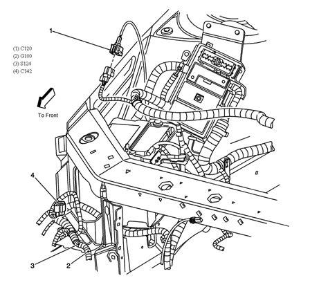 2004 grand prix front turn signal wiring diagram 2004