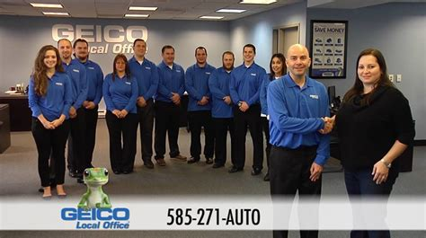 Geico Insurance Office by Geico Insurance In Rochester Ny 585 271 2886
