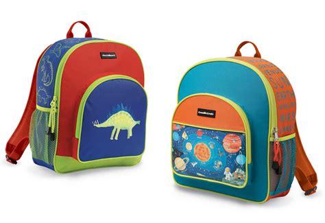 Crocodile Creek Backpack 6 great green backpacks for back to school inhabitots