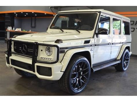 Used G Wagon Mercedes by Mercedes G Wagon Used 2013 Mercedes G Class