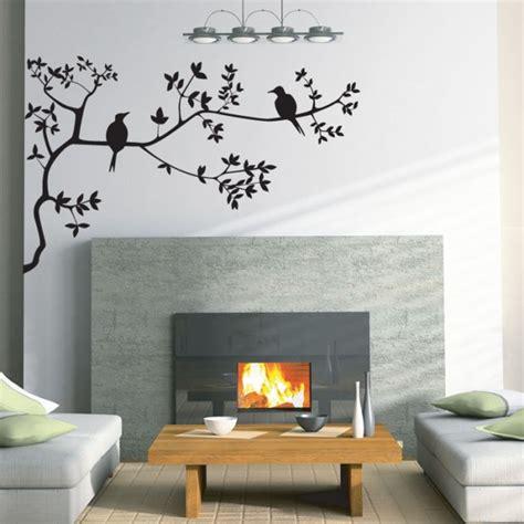 decorazione muri interni fai da te decorazioni adesive per pareti