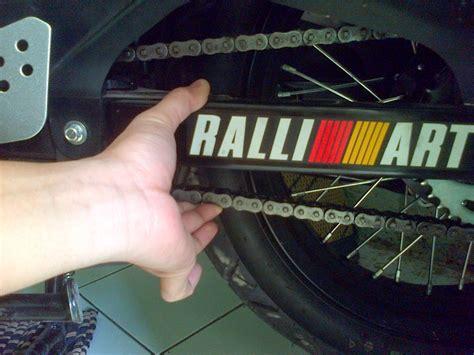 Gir Gigi Gear Set Asli Yamaha Z1 bysonbodas ganti gir belakang byson perlu dipikirkan
