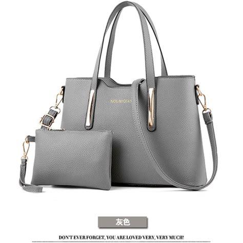 Tas Import Rc15286 Gray Promo jual b1818 gray tas selempang import 2in1 grosirimpor