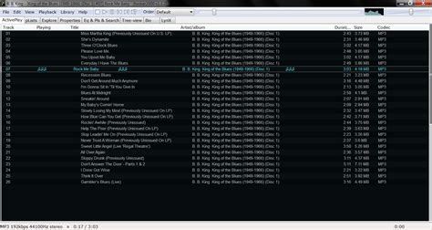 foobar2000 layout guide default ui gallery page 15