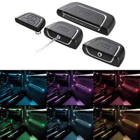 Fiber Optic Interior Lighting osram led fiber optic interior illumination ambient