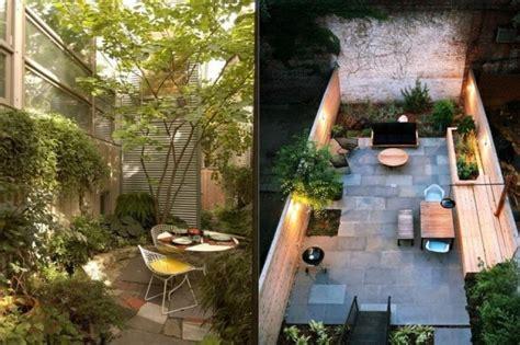 kleiner pool für garten hinterhof modern idee