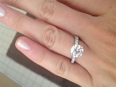 2 0 Carat Engagement Ring by Calling All With 1 5 2 0 Carat Engagement Rings