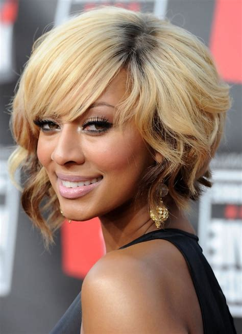 short hairstyle blonde in front black in back african american hairstyles short front long back hairstyles
