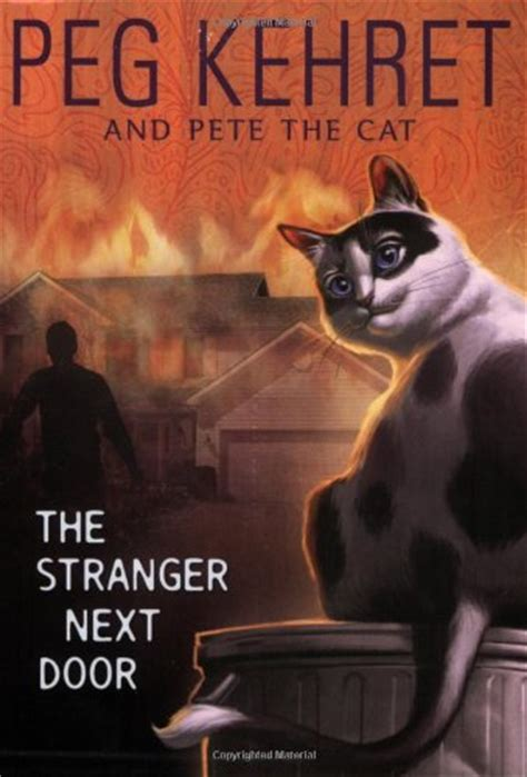 The Cat Next Door by The Next Door Pete The Cat Books About