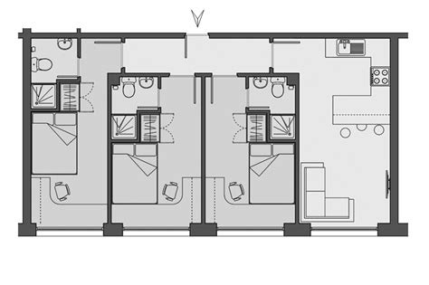 student accommodation floor plans student accommodation floor plans numberedtype