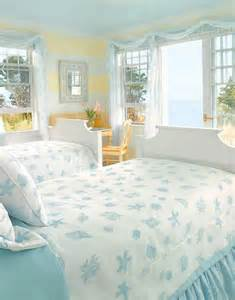 Seaside Guest Bedroom Ideas Cozy Lake House With A Fabulous Screened Porch