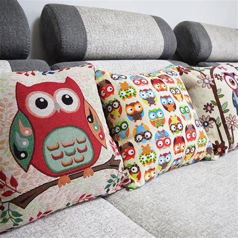 Owl Toddler Bedding Sets 0119 Clever Owls Bedding Set Cotton Linen Comforter Bedding Sets Pillowcase New Home