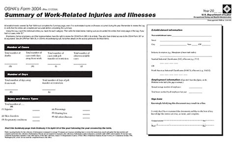comply  oshas rule  submitting injury