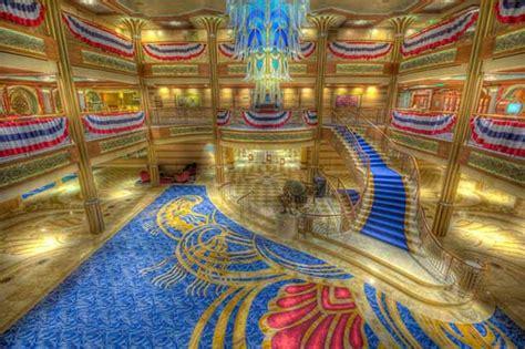inside disney cruise ship
