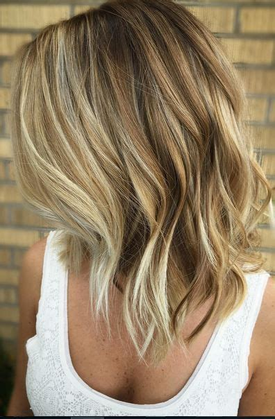 balayage medium length hair pictures to pin on pinterest 25 fantastic easy medium haircuts 2018 shoulder length